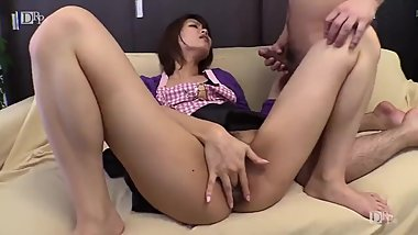 japanese woman to horny and want to be fuck get creampied