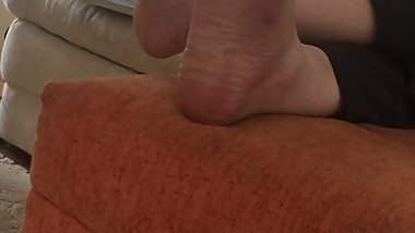 Mom's incredible soles