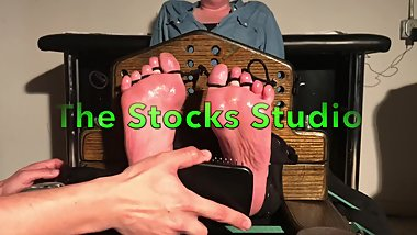 The Stocks Studio: Sammie's first time in stocks + bonus never before seen