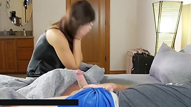 Horny Boy Fucked his Stepmom