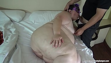 Hannah massive ass mexican SBBW BBP