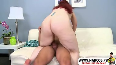 Amazing Milf Sonja Haze Fucks Sweet Her Son's Friend