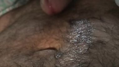 Cougar Wife Gives Me Morning Delight with small Cum Trail Up My Bellly HD