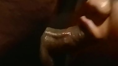 Bbw ts monae ducking truck driver sick in his truck