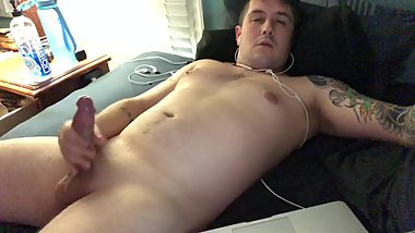 Cumming After Long Edging Session