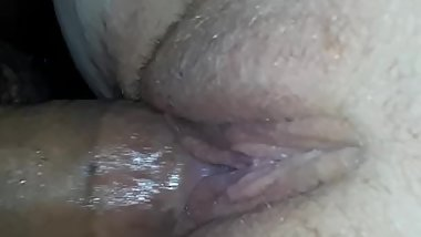 Creamy sex with 9gf tight pussy