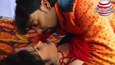 Navel lick hot romance of young girl