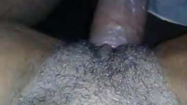 LITTLE PUSSY DROWNS BIG DICK