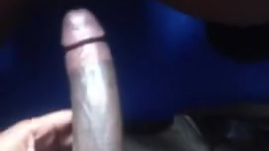 Black girl gets pussy pounded by horny bf