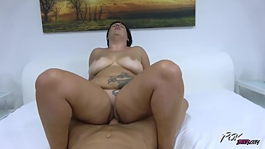 Fat super horny busty mom takes need hardcore drill to be satisfied