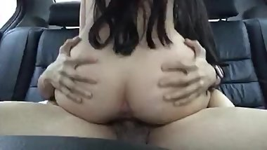 Fucking my bestfriend in the car