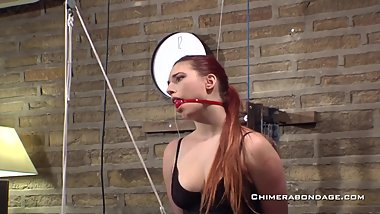 Self Bondage Chimera Bondage Girl