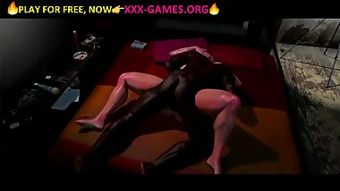 Rough fuck with Chic mature woman and black boy pt.1, hot video game