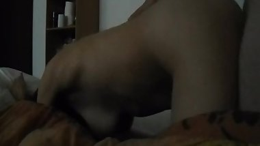 Fucking married woman in law from behind