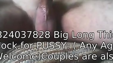 Big long thick cock for Pussy Mumbai.India