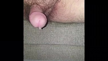 My first video cumshot.