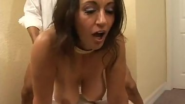 Persia Monir fucks in her office