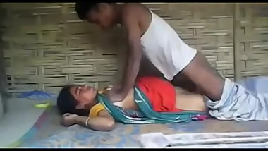 Mature Indian Bhabhi With Her Husband Brother Fucked Filmed
