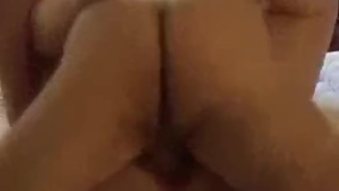 Girlfriend sends me a video of her sisters fuck buddy fucking her.