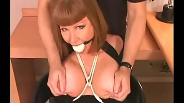 Darla in bondage, part 1