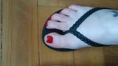 Foot Fetiche and ask me for personalize videos - u ask, I do, and sell 2u