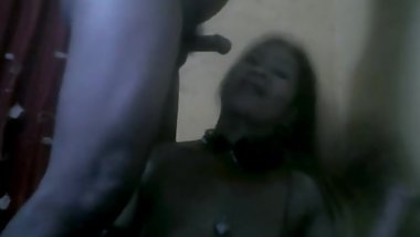 filipina mature couple beverly and mark naked and sucking on skype
