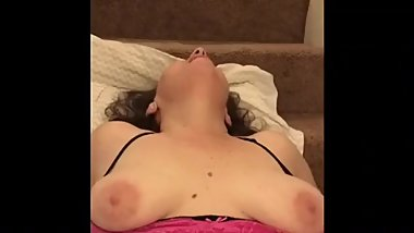 Party wife cums a lot