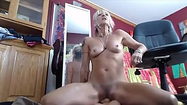 Interracial british mature roleplay on cam 2