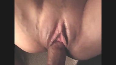 Cumming In My Mature Neighbors Pussy (She Only Wanted To Watch Me Jerk Off)