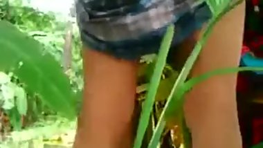 Villagers outdoor sex super hot