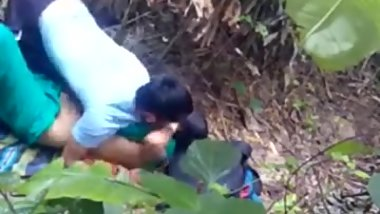 Couple outdoor sex video