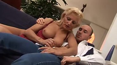 Milf in calore