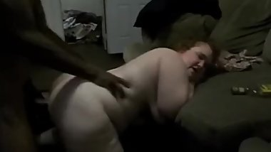 Ugly mature white milf gets pounded