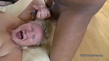 Lacey and Jodie gangbang sluts part 1