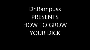 How to grow your penis in 30 days.