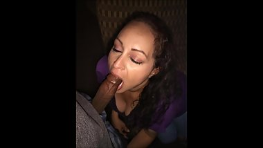 Older Latina I met in a club. Took her to the hotel to get my dick wet.
