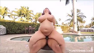 Bbw Belly Boob Bounce Compilation (Full Frontal Nudity)