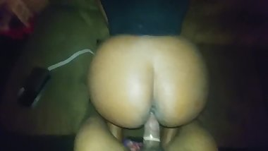 She needed a dick down while hubby works