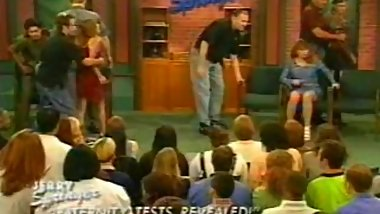Jerry Springer Too Hot for TV Vol 4