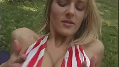 Jane Darling outdoor fuck part #1